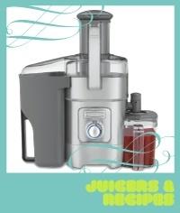 Cuisinart CJE-1000 1000-Watt 5-Speed Juice Extractor Review