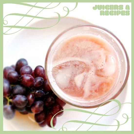 Purple Power Juice Recipe 3