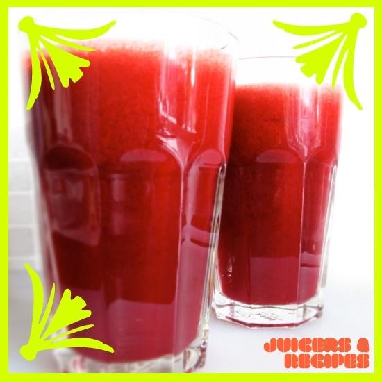 V28 Juice Recipe