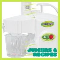 green power kpe-1304 samson ultra (kempo) twin gear juicer